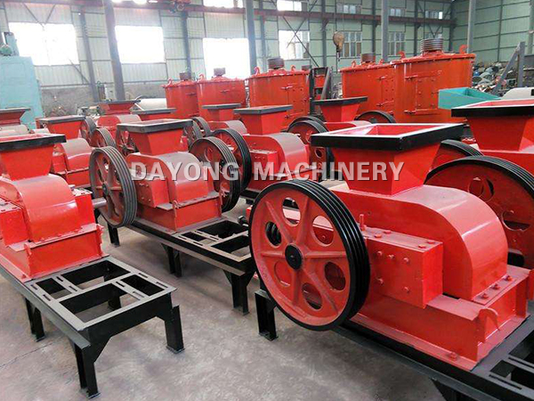 Chinese roller crusher