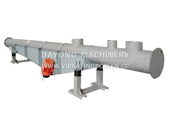 Vibratory Tube Conveyor