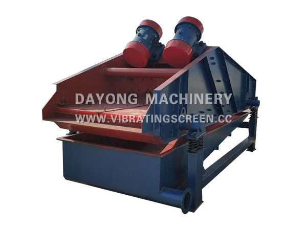 dewatering screen